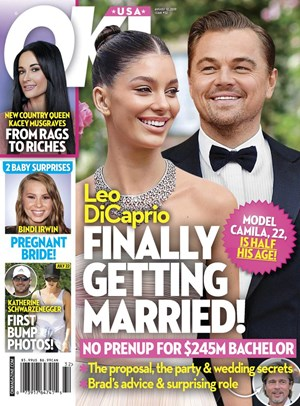 Ok Magazine | 8/12/2019 Cover