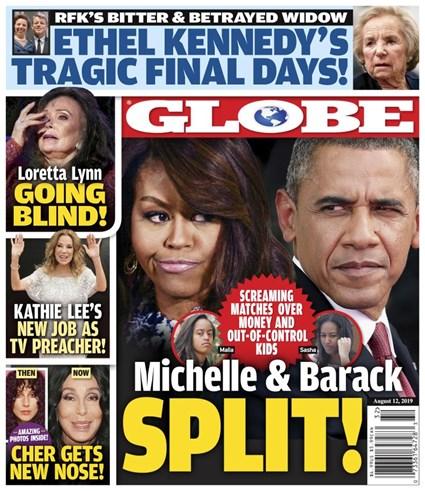 Globe Magazine | 8/12/2019 Cover