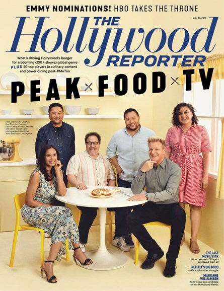 The Hollywood Reporter Cover - 7/19/2019