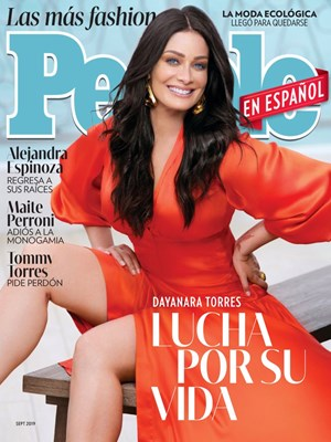 People En Espanol Magazine | 9/1/2019 Cover
