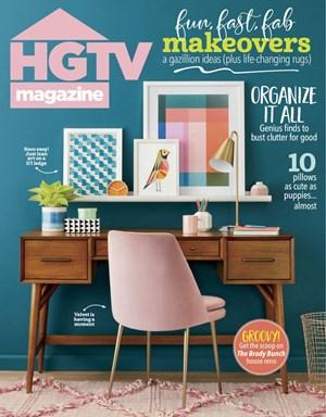 HGTV Magazine | 9/2019 Cover