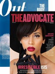Out & The Advocate Edition