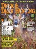 Deer & Deer Hunting | 8/2019 Cover