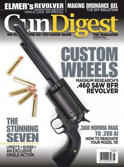 Gun Digest Cover - 8/1/2019