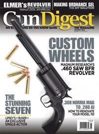 Gun Digest Magazine | 8/1/2019 Cover
