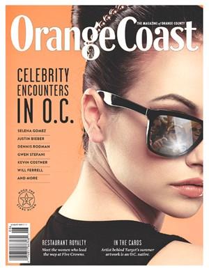 Orange Coast Magazine   8/2019 Cover