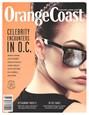 Orange Coast Magazine | 8/2019 Cover