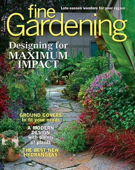Fine Gardening Cover - 10/1/2019