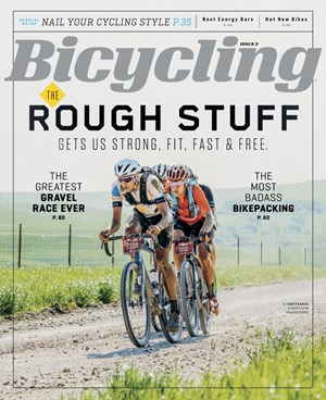 Bicycling Magazine | 9/2019 Cover