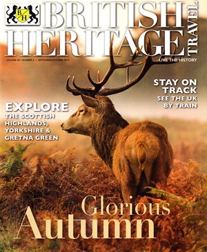 British Heritage Magazine | 9/2019 Cover