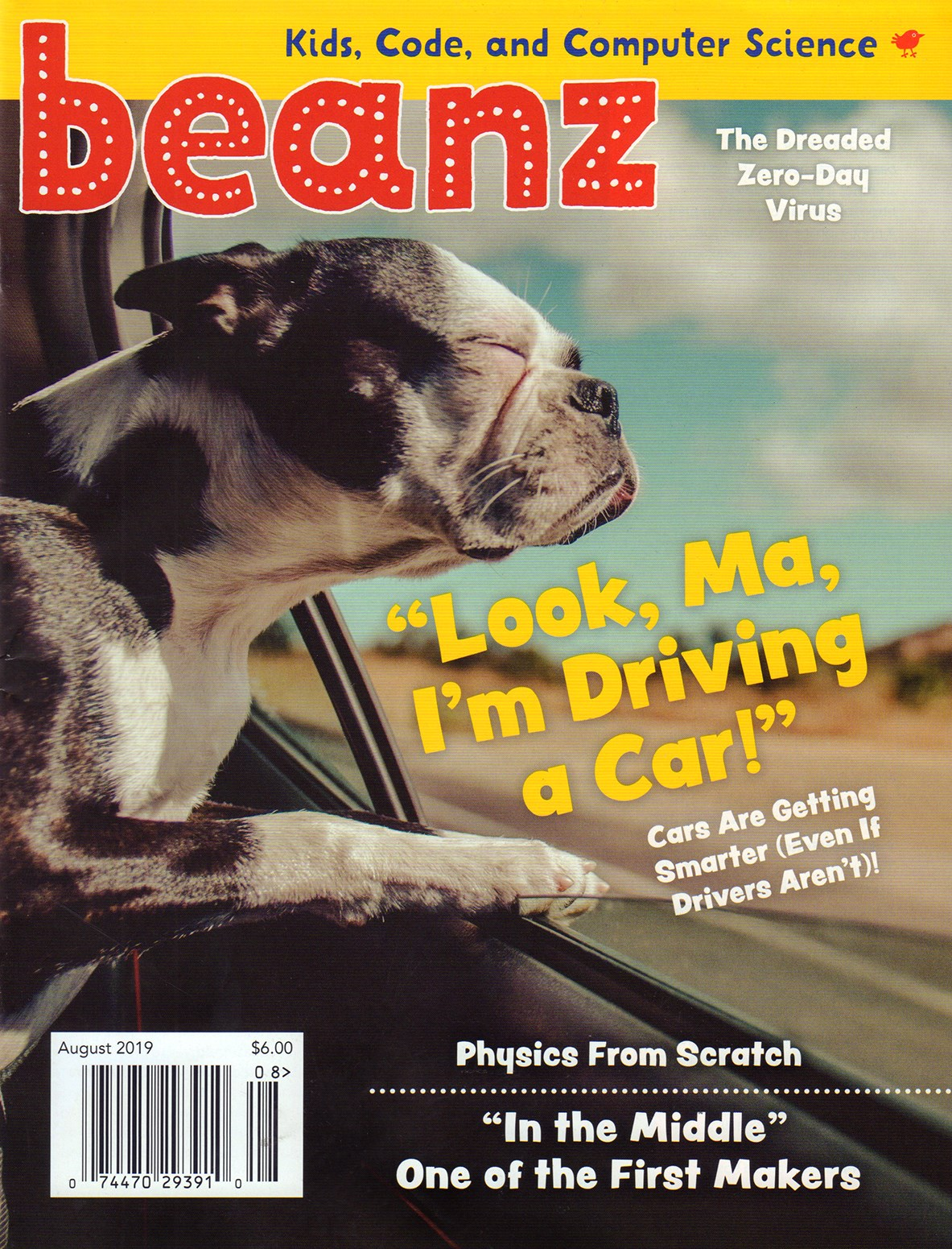 Best Price for Beanz Magazine Subscription