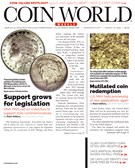 Coin World Magazine 8/12/2019