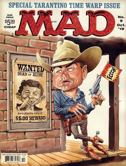 Mad Cover - 10/1/2019