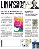 Linn's Stamp News Magazine 8/5/2019