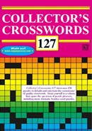 Collector's Crosswords | 1/2025 Cover