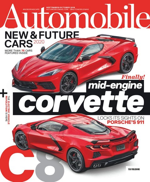 Automobile Cover - 9/1/2019