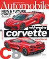 Automobile Magazine | 9/1/2019 Cover