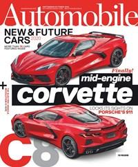 Automobile Magazine | 9/2019 Cover