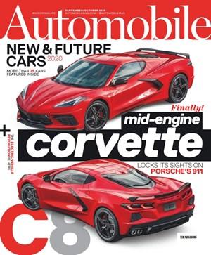 Automobile Magazine   9/2019 Cover