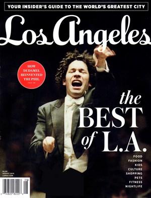 Los Angeles Magazine | 8/2019 Cover