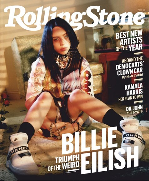 Rolling Stone Cover - 8/1/2019
