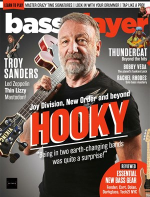 Bass Player | 9/2019 Cover
