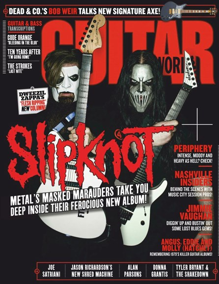 Guitar World Cover - 9/1/2019