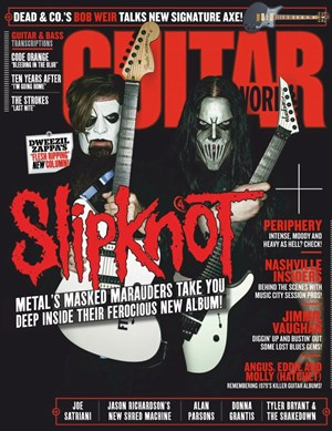 Guitar World (non-disc) Magazine | 9/2019 Cover