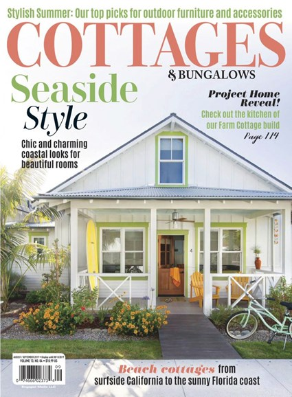 Cottages & Bungalows Cover - 8/1/2019