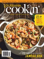 Louisiana Cookin' | 9/2019 Cover