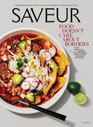 Saveur Magazine | 9/2019 Cover