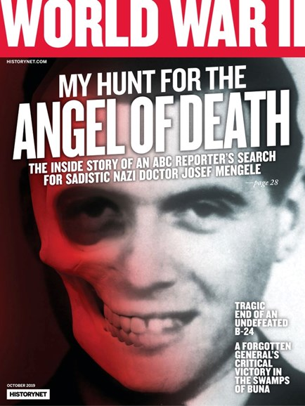 World War II Cover - 10/1/2019