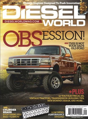 Diesel World Magazine | 9/2019 Cover