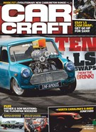 Car Craft Magazine 10/1/2019