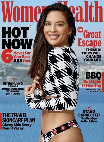 Women's Health Cover - 7/1/2019