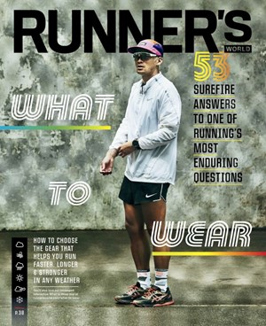 Runner's World Magazine | 7/2019 Cover