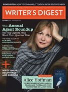 Writer's Digest Magazine 10/1/2019