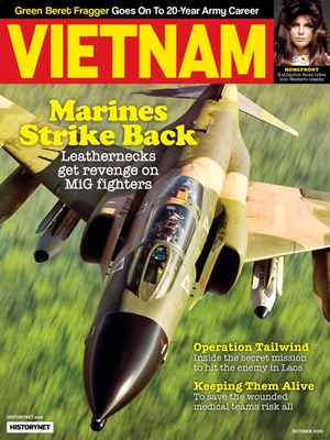Vietnam Magazine | 10/2019 Cover