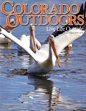 Colorado Outdoors Magazine | 7/2019 Cover