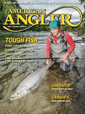 American Angler Magazine | 9/2019 Cover