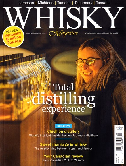 Whisky Cover - 8/1/2019