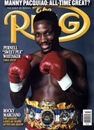 Ring Boxing Magazine 10/1/2019