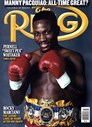 Ring Boxing Magazine | 10/2019 Cover