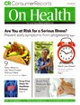 Consumer Reports On Health Magazine | 9/2019 Cover