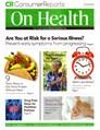 Consumer Reports On Health Magazine | 9/2019 Cover