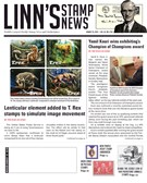 Linn's Stamp News Magazine 8/26/2019