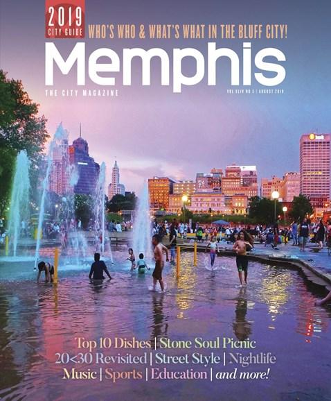 Memphis Cover - 8/1/2019
