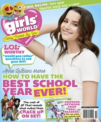 Girls' World | 10/2019 Cover