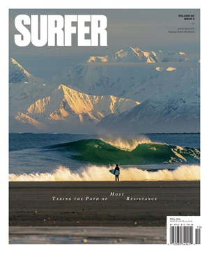 Surfer Magazine | 9/2019 Cover