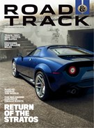 Road and Track Magazine 9/1/2019
